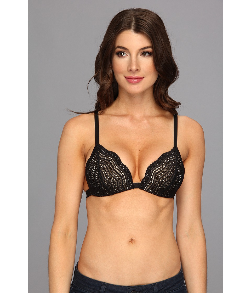 Cosabella - Dolce Soft Push-Up Bra DOLCE1331 (Black) Women's Bra
