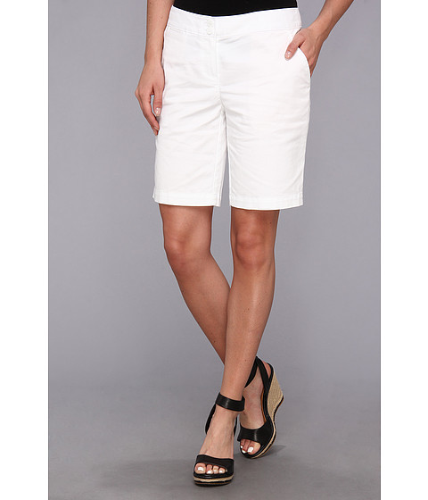 Tommy Bahama - Sail Away Twill Bermuda (White) Women