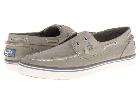 Original Penguin - Catamaran (Vintage Khaki) Men's Slip on Shoes