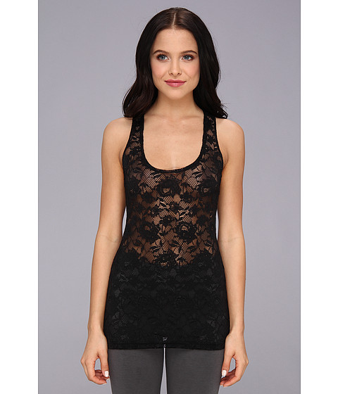 Cosabella - Never Say Never Racerback Camisole (Black) Women