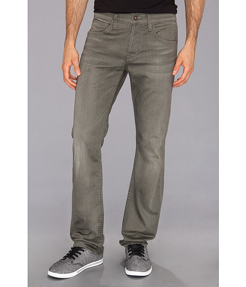 Hudson - Byron Five-Pocket Straight in Olive Vintage (Olive Vintage) Men's Jeans