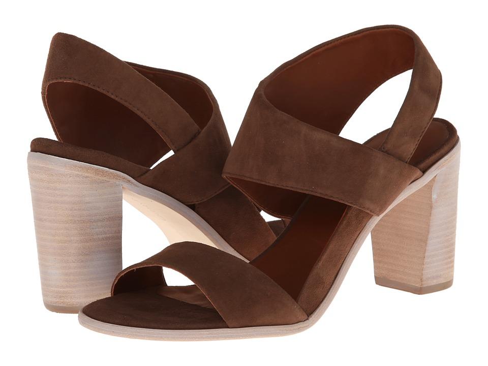 Bernardo - Holly (Taupe Suede) Women's Sandals