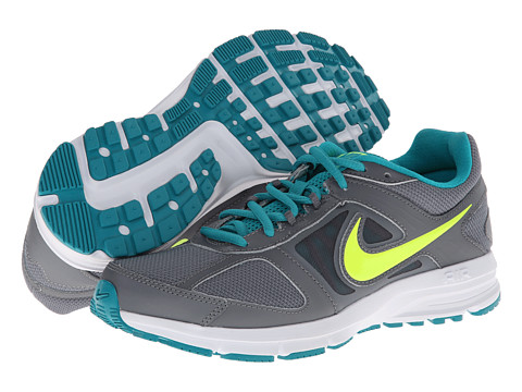 Nike Air Relentless 3 (Cool Grey/Turbo Green/White/Volt) Women's Running Shoes