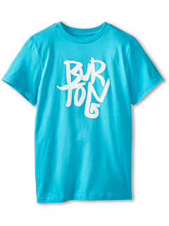 SALE! $9.99 - Save $9 on Burton Kids Stacked S S Tee (Big Kids) (Gulfstream) Apparel - 47.28% OFF $18.95