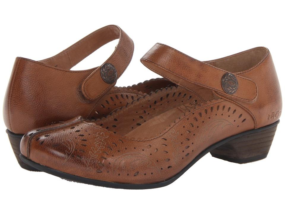 taos Footwear - Tango (Cognac) Women's Maryjane Shoes