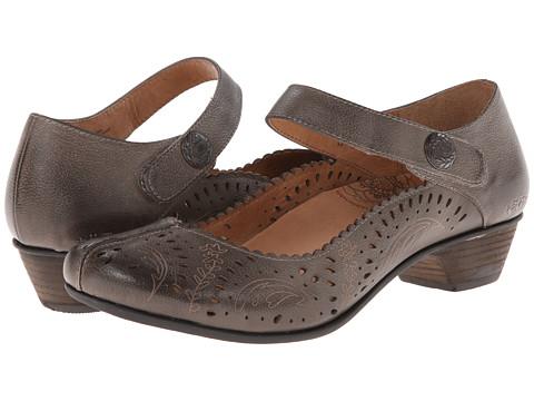 taos Footwear - Tango (Grey) Women's Maryjane Shoes