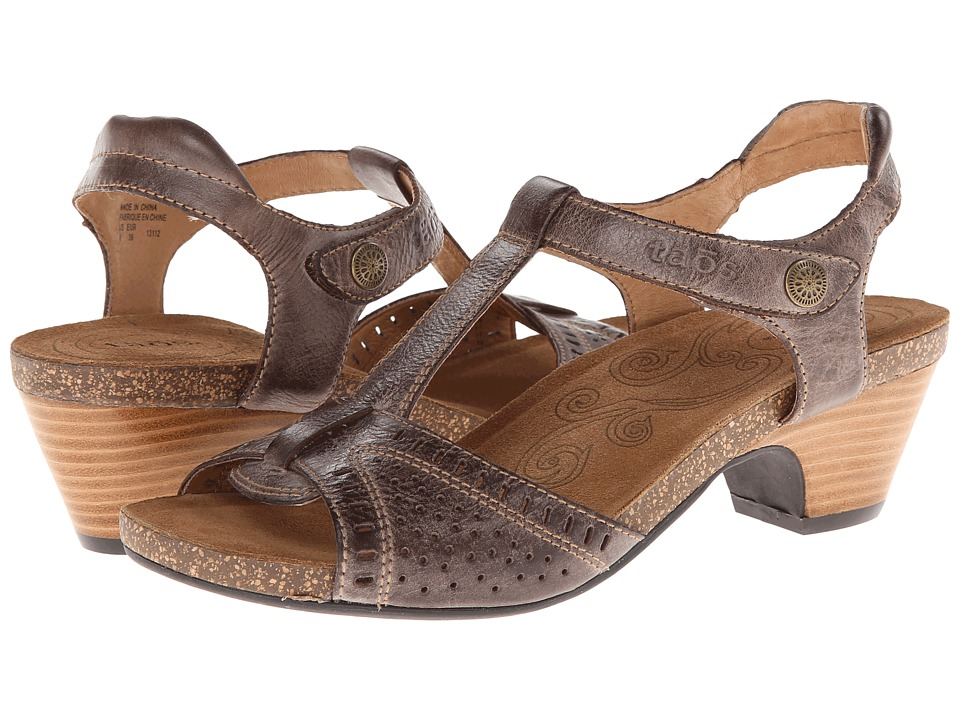 taos Footwear - Teezer (Chocolate) Women