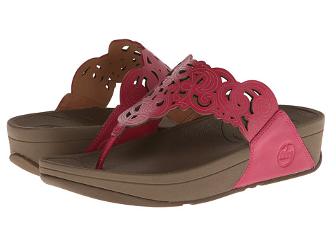 FitFlop - Flora (Rio Pink) Women's Sandals