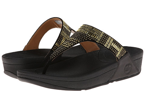 FitFlop - Aztek Chada (Black) Women's Sandals