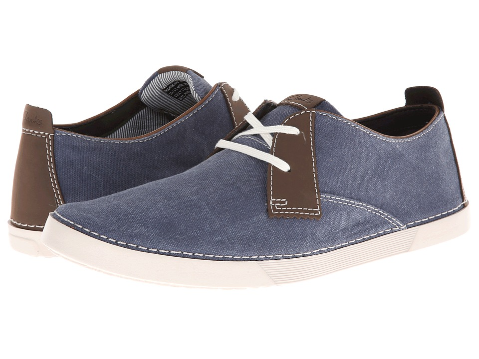 Clarks Neelix Vibe (Denim) Men