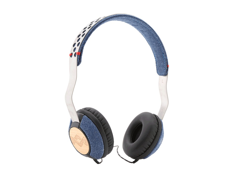 House of Marley - Liberate (Denim) Headphones