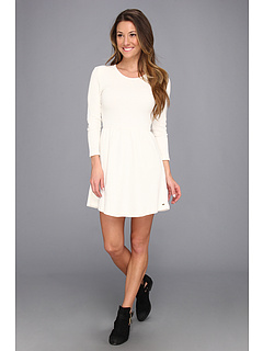 SALE! $29.99 - Save $16 on O`Neill Mazzy Dress (Seapearl) Apparel - 34.80% OFF $46.00