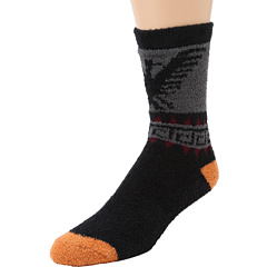 SALE! $9.99 - Save $4 on Free People Lou`s Patterned Cozy Sock (Black Combo) Footwear - 28.64% OFF $14.00