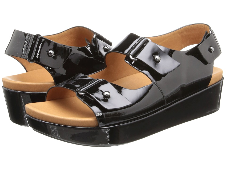 Gentle Souls - Jahzara (Black Patent) Women