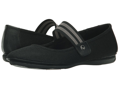 LifeStride - Aries (Black Air Mesh/Formosa) Women's Maryjane Shoes