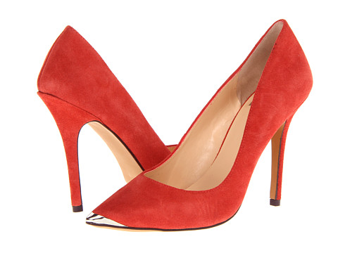 DV by Dolce Vita Ila (Chili Suede) High Heels