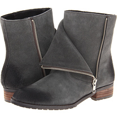 DV by Dolce Vita Sallie (Charcoal Suede) Footwear