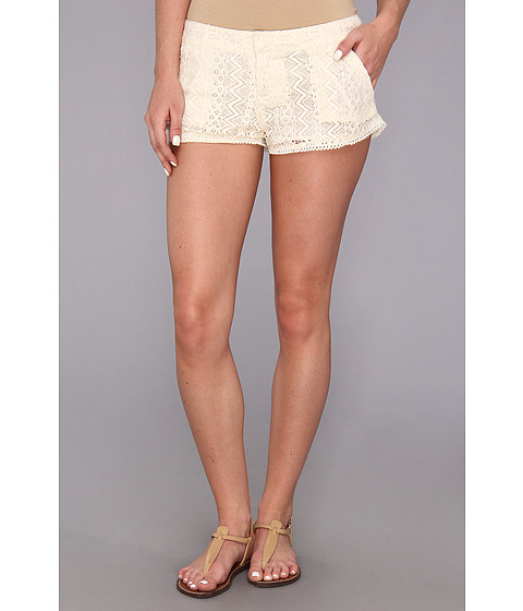 Volcom - Ur A Pistol Short (Natural) Women