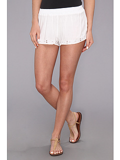 SALE! $19.99 - Save $15 on Volcom Luvin Short (White) Apparel - 42.89% OFF $35.00