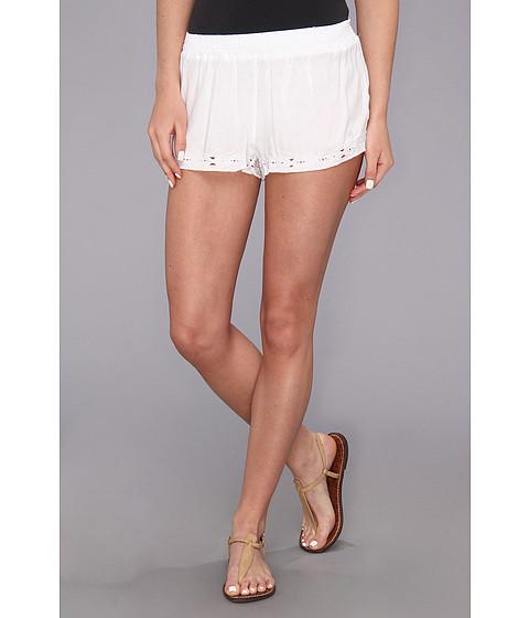 Volcom - Luvin Short (White) Women's Shorts