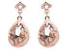 Nina E-Stacia Earrings (Rose Gold)