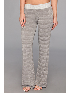 SALE! $19.99 - Save $28 on Steve Madden Knit Pickin` Slim Flared Pajama Pant (Concrete Jungle) Apparel - 58.35% OFF $48.00
