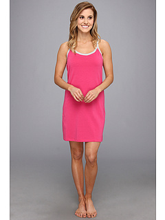 SALE! $14.99 - Save $21 on Steve Madden Slipping Away Solid Slim Chemise (Cerise) Apparel - 58.36% OFF $36.00