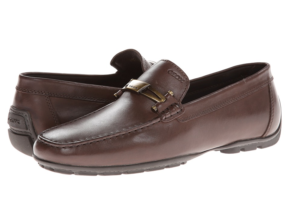 Geox - Uomo Monet (Brown) Men's Shoes