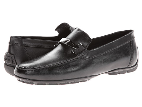 Geox - Uomo Monet (Black) Men