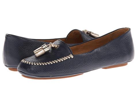 Jack Rogers - Terra (Midnight/Platinum) Women's Slip on Shoes