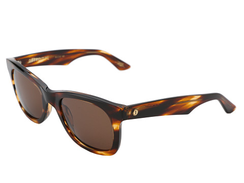 Electric Eyewear - Detroit XL (Tort Shell/Bronze) Fashion Sunglasses