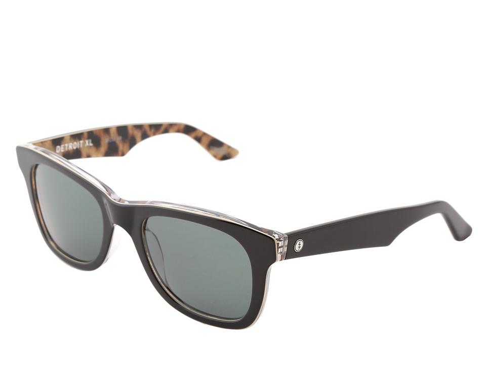 Electric Eyewear - Detroit XL (Maasai/Grey) Fashion Sunglasses