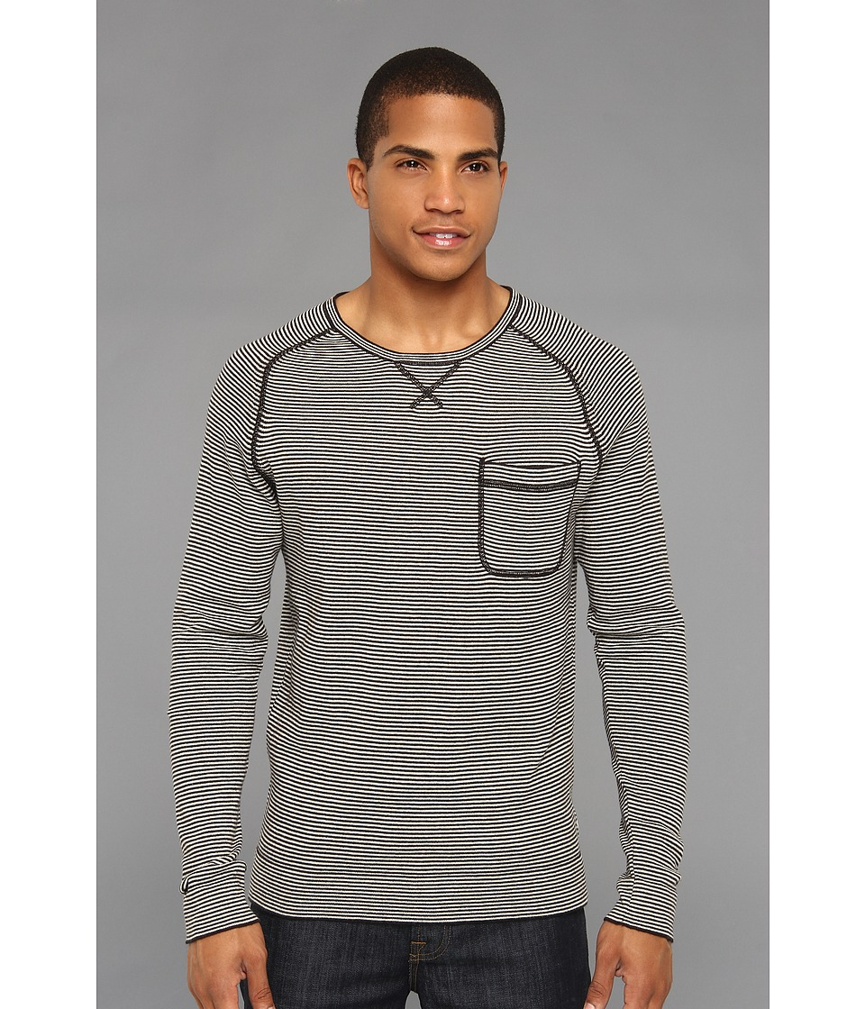 Volcom - Stand Not Sweater (Tinted Black) Men's Sweater