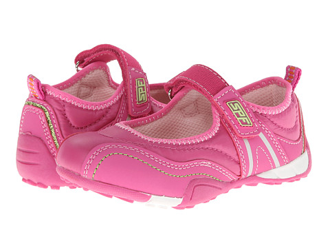 Superfit - Penny (Toddler/Little Kid/Big Kid) (Neon Pink/White) Girls Shoes
