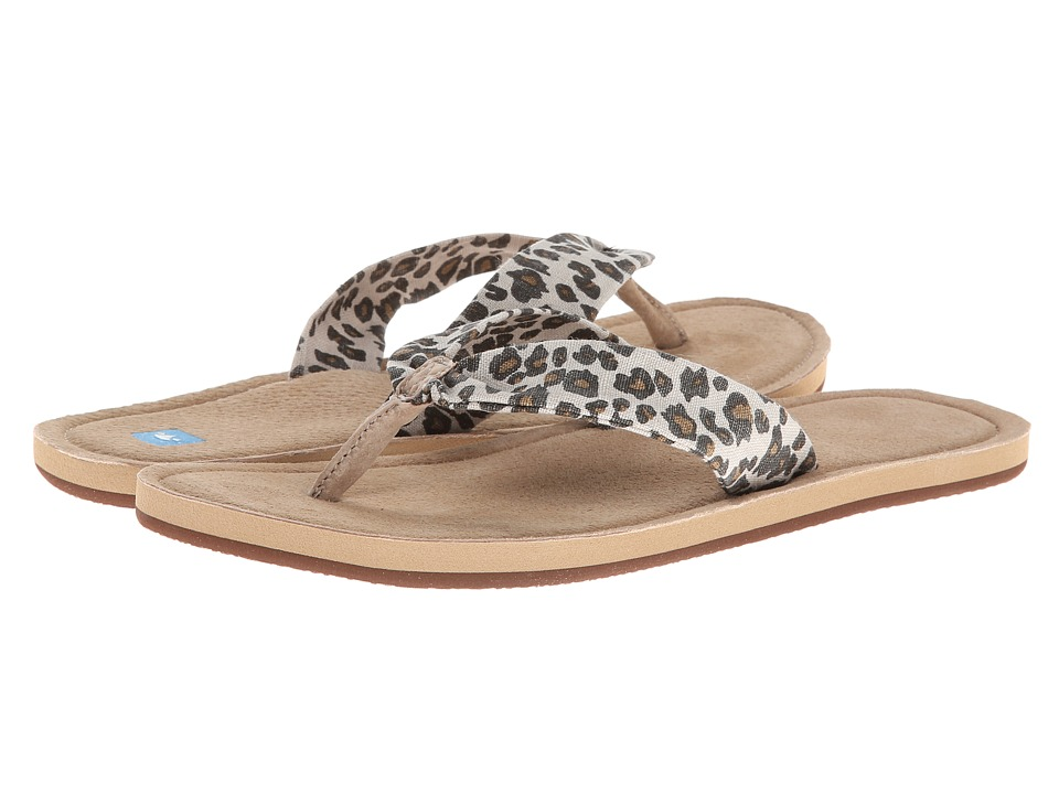 Freewaters - Kitz (Leopard Print) Women's Sandals