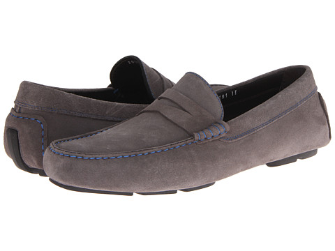 To Boot New York - Ashton (Grey/Be Otter) Men's Shoes