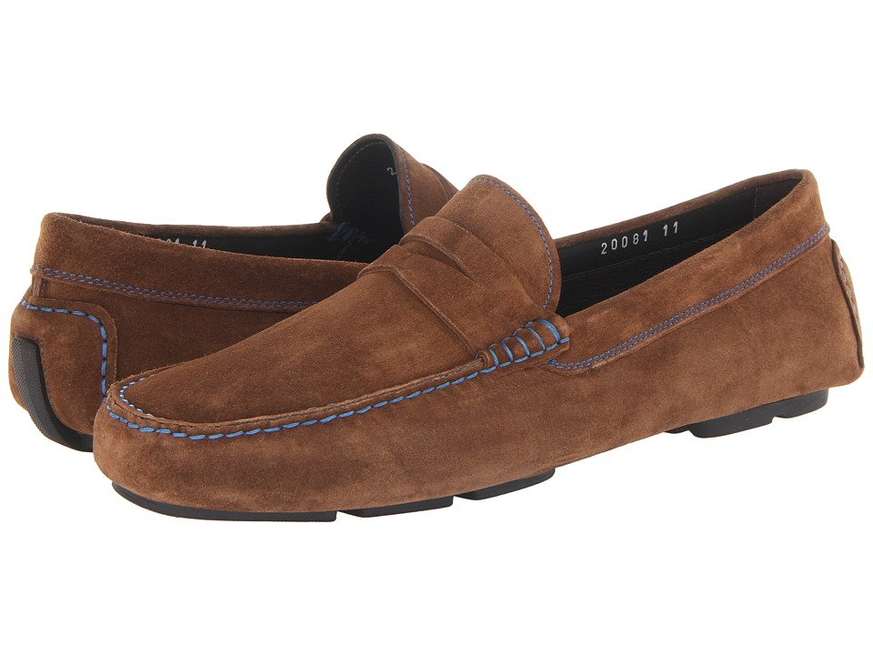To Boot New York - Ashton (Brown/Be Softy) Men's Shoes
