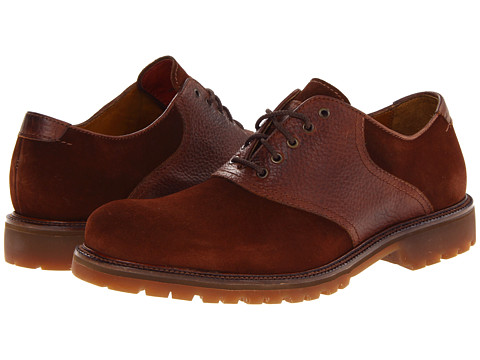 Trask - Garland (Tobacco) Men's Shoes