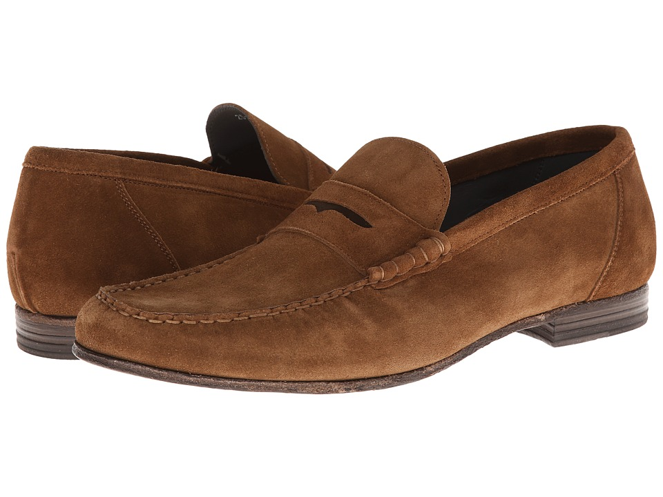 To Boot New York - Jamison (Sigaro/Ebano Softy) Men's Shoes