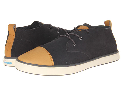 Freewaters - Gibson (Dark Grey) Men's Shoes