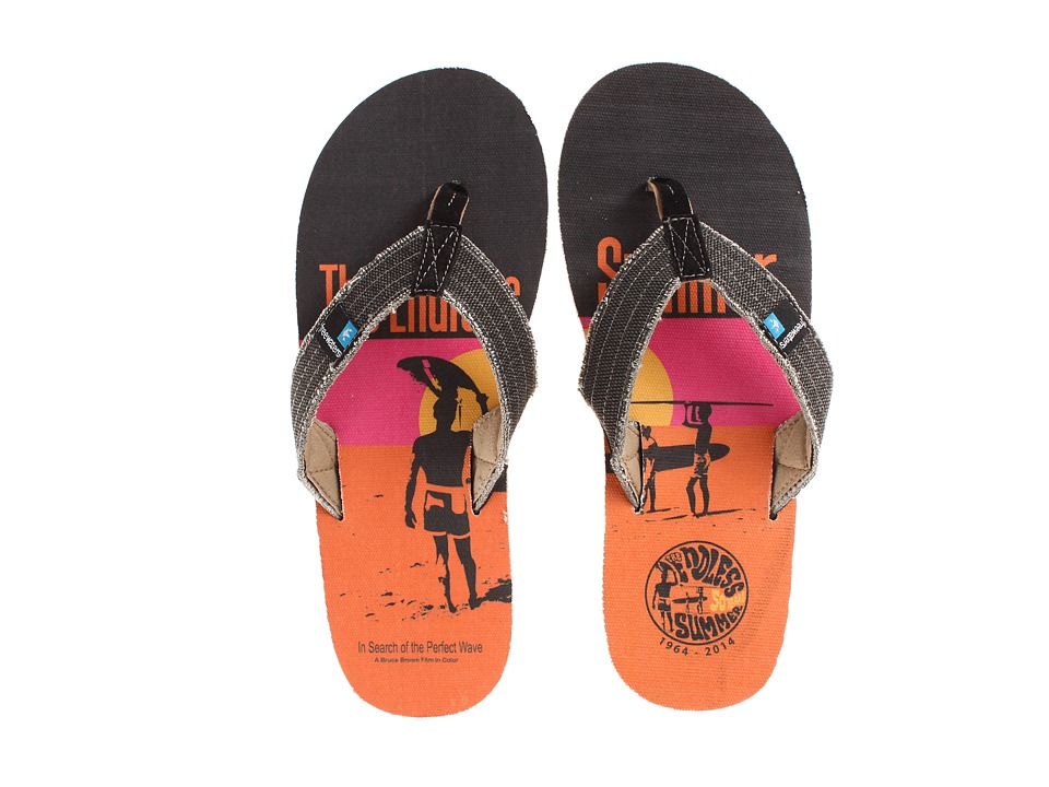 Freewaters - Palapa Print X The Endless Summer (Endless Summer) Men