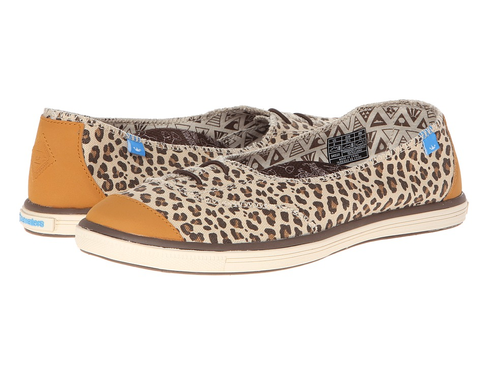 Freewaters - Maggie (Leopard Print) Women's Shoes