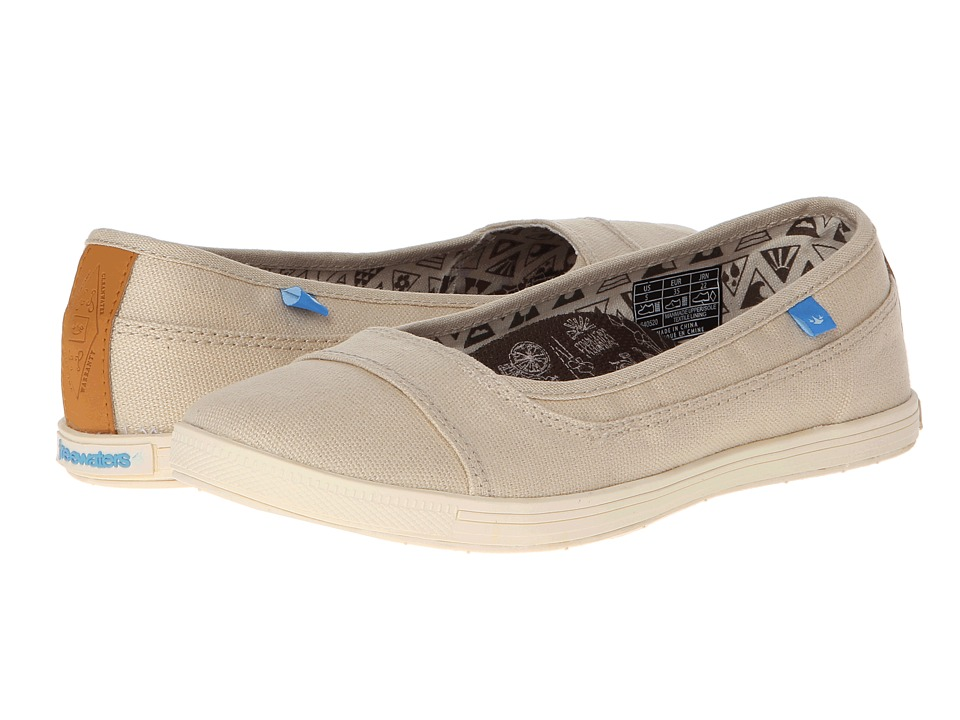 Freewaters - Mint (Tan) Women's Shoes