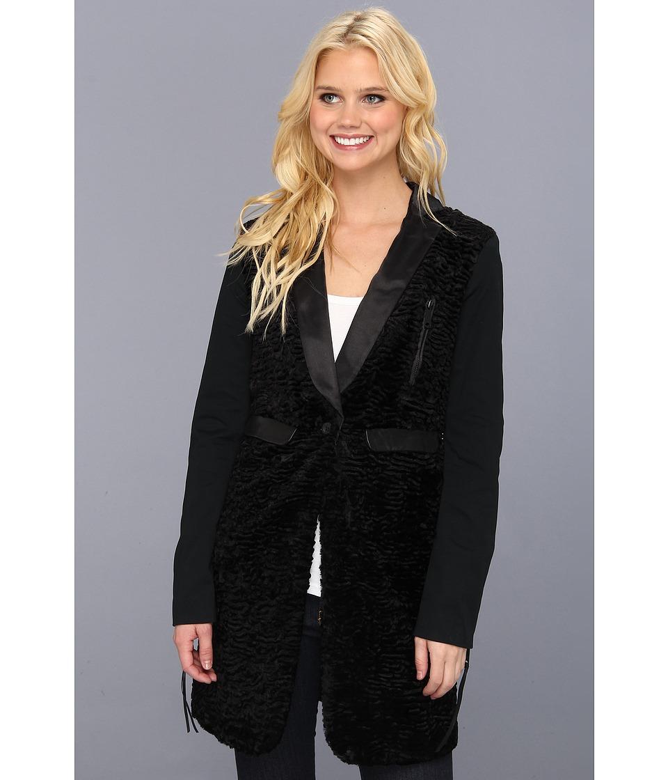 Diesel - G-Elvia-B Jacket (Black) Women's Jacket