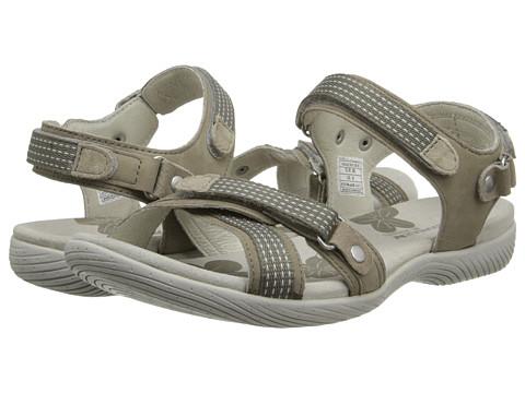 Allrounder by Mephisto - Ibiza (Fog Nubuck) Women's Sandals