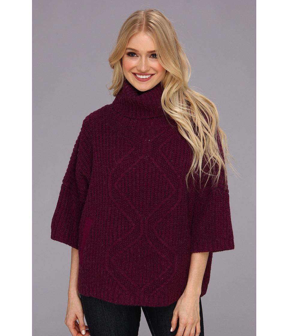 Diesel - M-Morra Sweater (Purple) Women's Sweater