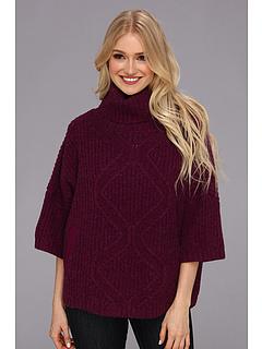 SALE! $121.99 - Save $146 on Diesel M Morra Sweater (Purple) Apparel - 54.48% OFF $268.00