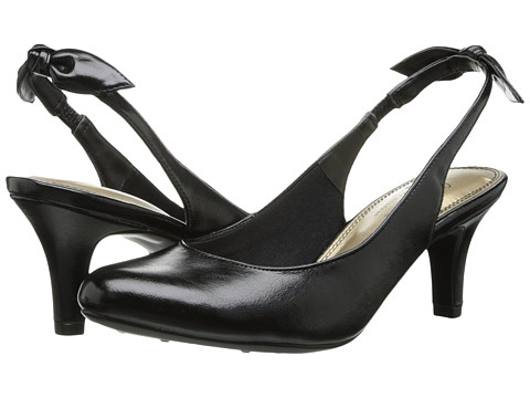 LifeStride - Parisian (Black Tess) Women's Shoes