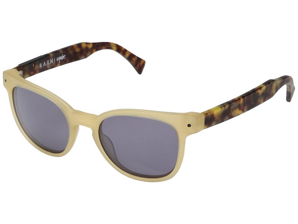 RAEN Optics - Squire (Matte Ivory Front/Matte Lynx Temple) Sport Sunglasses