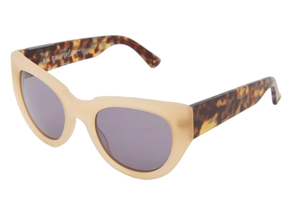 RAEN Optics - Volant (Matte Ivory Front/Matte Lynx Temple) Plastic Frame Sport Sunglasses